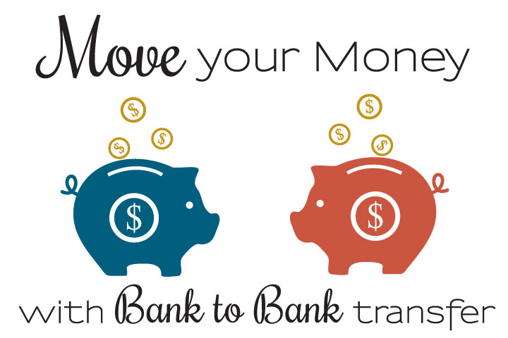 Move your Money with Bank to Bank Transfer